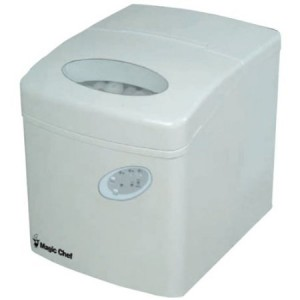 Magic Chef Mcim22tw Portable Ice Maker Review